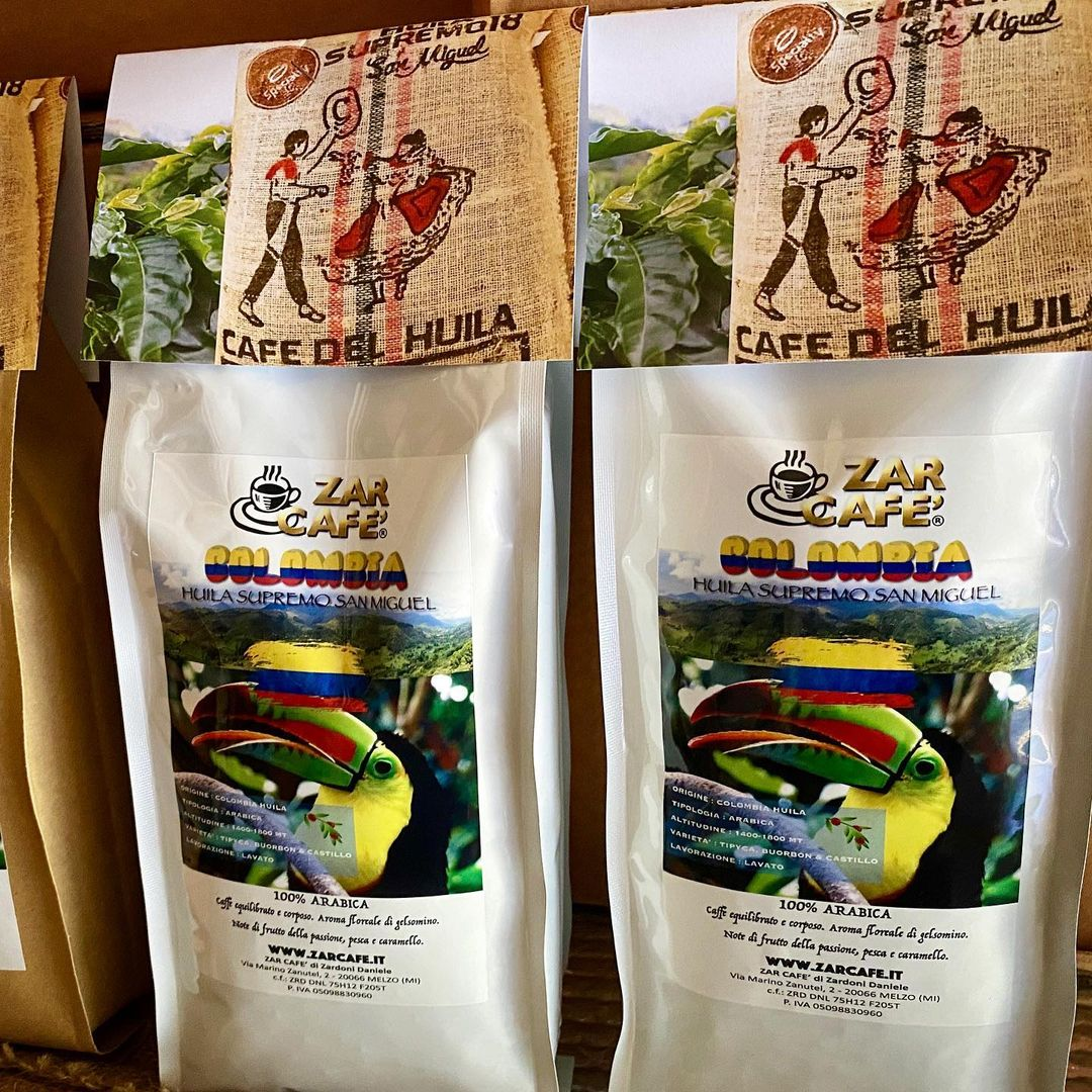 COLOMBIA HUILA PASSION FRUIT