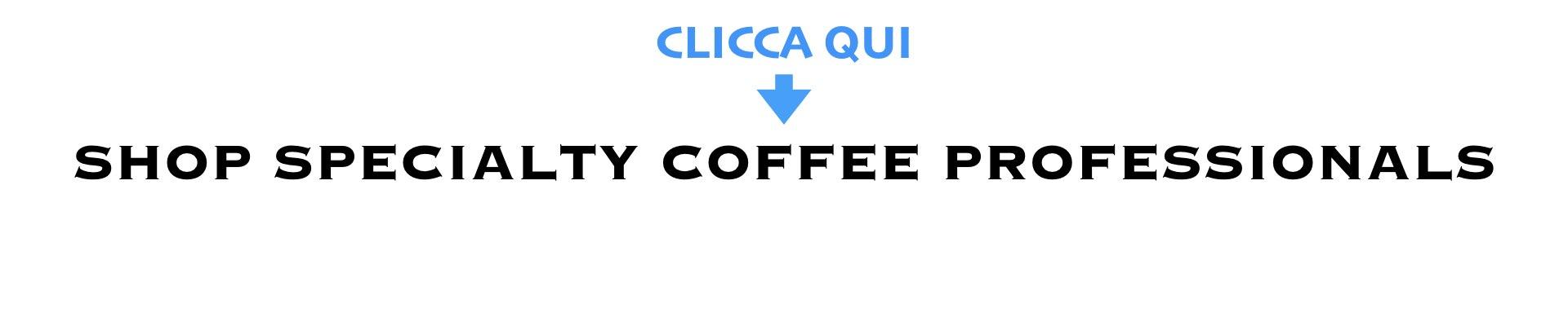SHOP SPECIALTY COFFEE PROFESSIONALS