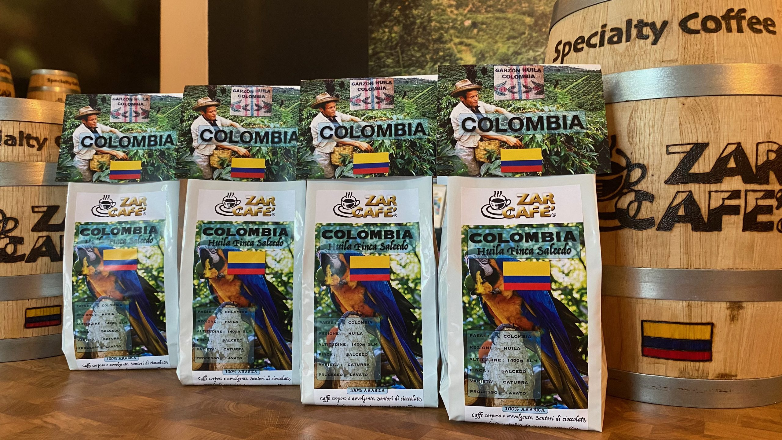 Specialty Coffee Colombia